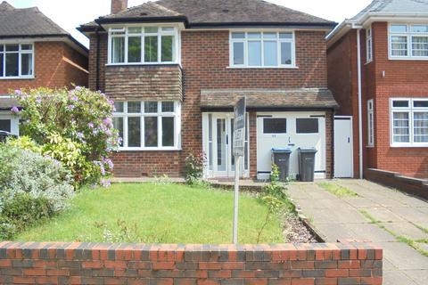 3 bedroom detached house to rent - The Hurst, Moseley, Birmingham B13