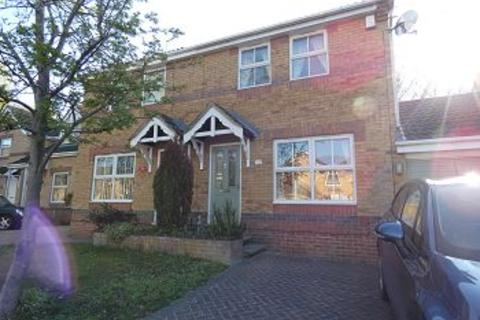 3 bedroom semi-detached house to rent - Baker Crescent, Lincoln, LN6