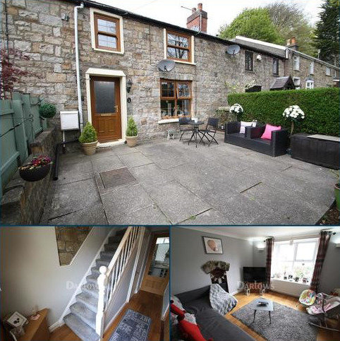 2 bedroom terraced house for sale - James Row, Beaufort, Ebbw Vale, Gwent