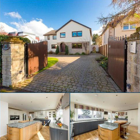 5 bedroom detached house for sale - Barnton Avenue West, Edinburgh, Midlothian, EH4
