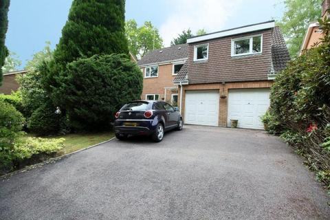 4 bedroom detached house for sale - Spindlewood Close, Bassett SO16