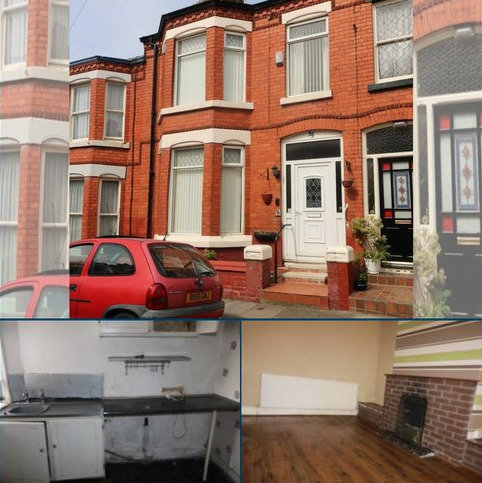 3 bedroom terraced house for sale - Cromer Road, Liverpool