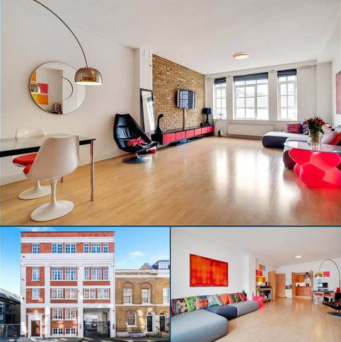 1 bedroom flat for sale - Steam Mills, 12 Fairclough Street, Aldgate, London, E1
