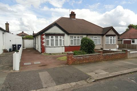 2 bedroom semi-detached bungalow for sale - MANOR AVENUE, NORTHOLT, MIDDLESEX, UB5 5BZ
