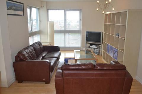3 bedroom flat to rent - Lexington Place, Plumptre Street, Nottingham NG1 1AN