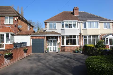 3 bedroom semi-detached house for sale - Banners Gate Road, Sutton Coldfield, B73 6TY