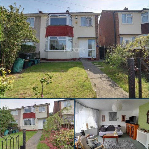 3 bedroom end of terrace house for sale - Old Quarry Road, Shirehampton, BS11