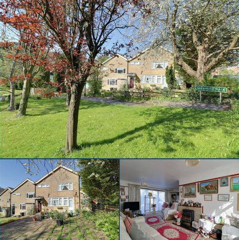 3 bedroom end of terrace house for sale - Greenside Walk, Biggin Hill