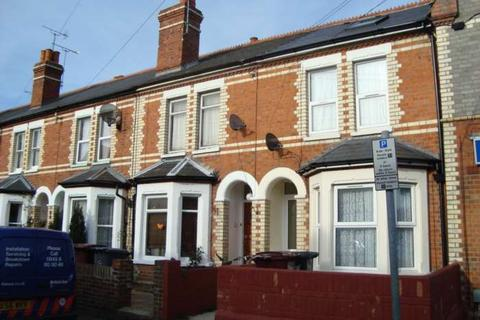 5 bedroom terraced house to rent - Cholmeley Road, East Reading