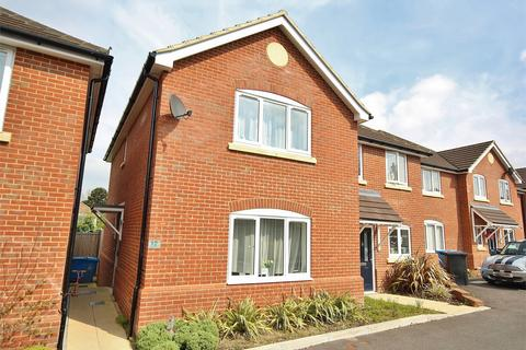 3 bedroom semi-detached house for sale - Leverett Gardens, Oakdale, POOLE, Dorset
