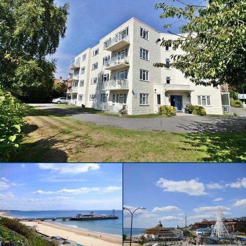 1 bedroom apartment to rent - Chessington Court, 5 Durley Chine Road, Bournemouth
