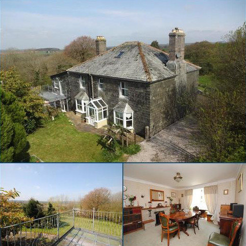 6 bedroom detached house for sale - Goosewell House, Stoke Climsland