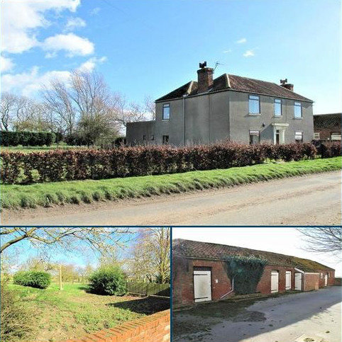 Detached house for sale - Humber Farm, Humber Lane, Welwick