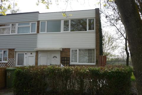 3 bedroom end of terrace house to rent - Windermere Drive, Bletchley