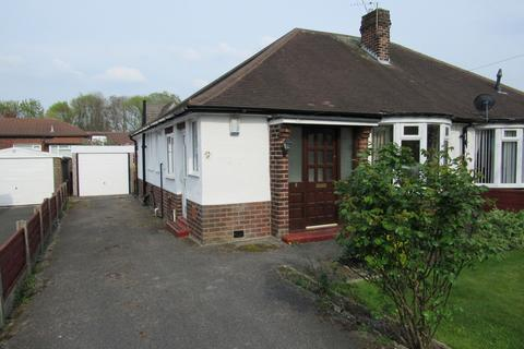 2 bedroom semi-detached bungalow for sale - Redburn Road, Manchester, M23