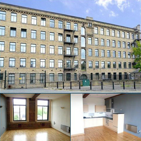 2 bedroom apartment to rent - Old Mill, Salts Mill Road, Shipley
