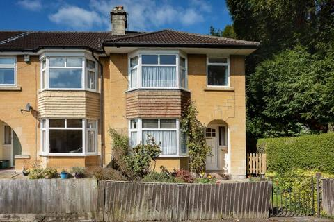 3 bedroom terraced house for sale - Evelyn Road, Bath, BA1