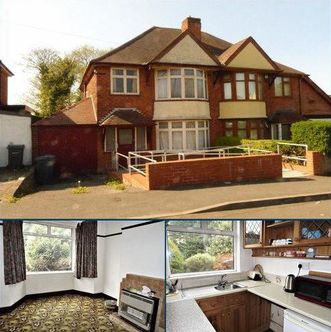 3 bedroom semi-detached house for sale - Kings Road, Sutton Coldfield