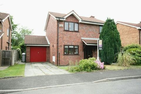 3 bedroom detached house to rent - Denbury Drive, Altrincham