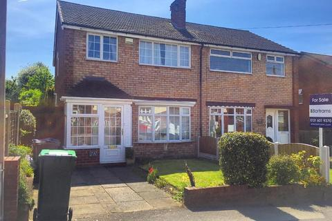 3 bedroom semi-detached house for sale - CHARLEMONT ROAD, WEST BROMWICH, WEST MIDLANDS, B71 3HX
