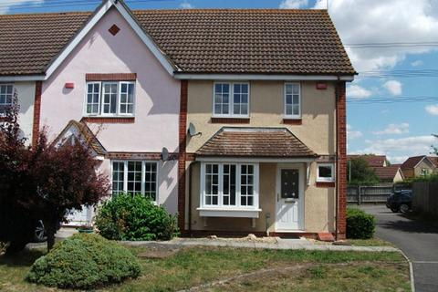 2 bedroom terraced house to rent - 2 BEDROOM HOUSE WITH GARAGE