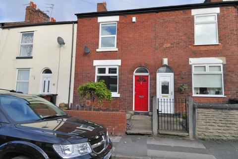 2 bedroom terraced house to rent - Mount Pleasant, Hazel Grove, Stockport, Cheshire, SK7 4DS