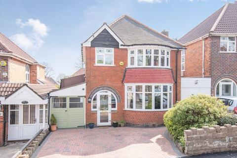 3 bedroom detached house for sale - Whitley Court Road, Quinton, Birmingham, B32 1EY - 3 Bed Detached