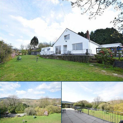 4 bedroom detached bungalow for sale - Pen Rhiw Bungalow, Coventry Road, Bryn, Port Talbot, SA13 2SG