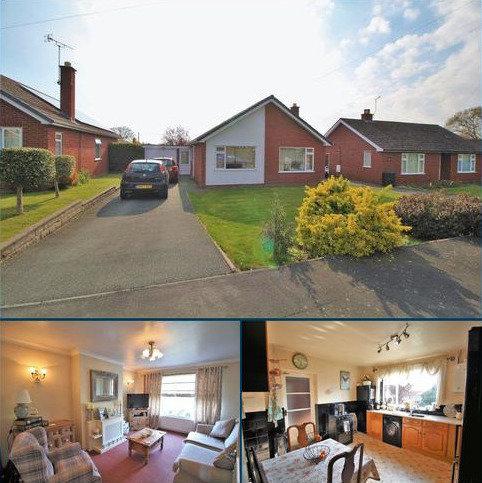 3 bedroom detached bungalow for sale - Berwyn Avenue, Chirk Bank