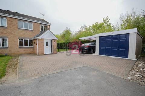 3 bedroom semi-detached house for sale - Bramshill Close, Sothall, Sheffield, S20