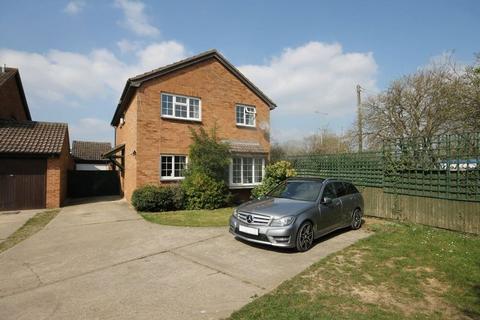 4 bedroom detached house for sale - Meadow Way YARNTON