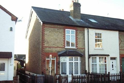 3 bedroom end of terrace house to rent - St Judes Road, Englefield Green,