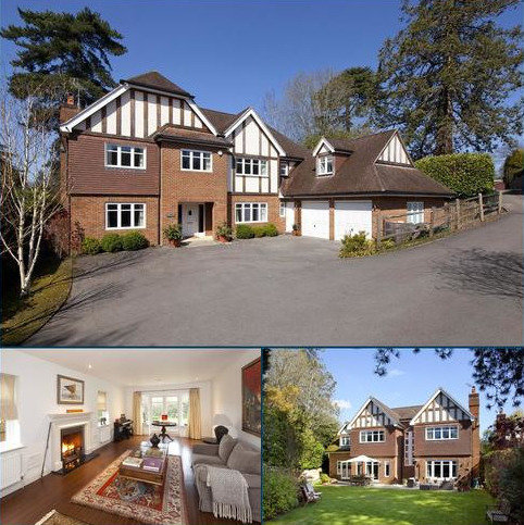 5 bedroom detached house for sale - Linden Chase, Sevenoaks, Kent, TN13