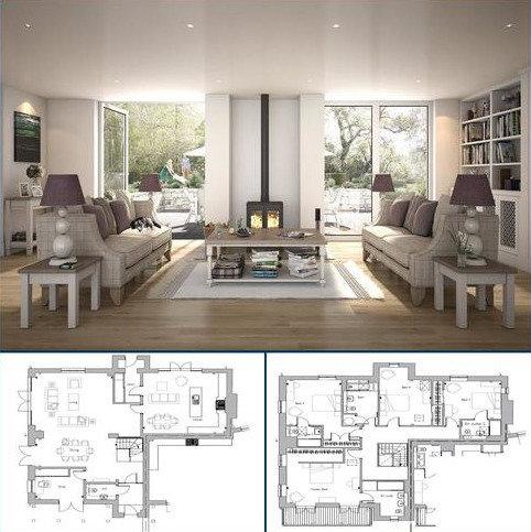 4 bedroom semi-detached house for sale - Letecombe Lodge, Freshford Mill, Bath, BA2