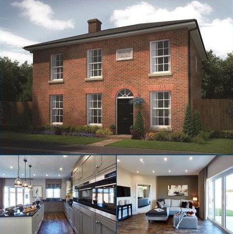 4 bedroom detached house for sale - Richmond Park, Whitfield, Dover, Kent, CT16