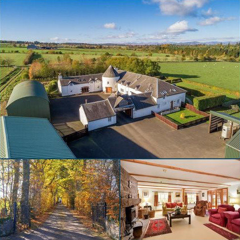 6 bedroom equestrian property for sale - Kirktonlees, Castleton Road, Auchterarder, Perthshire, PH3