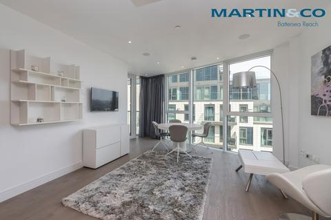 2 bedroom apartment to rent - The Pinnacle, Battersea Reach