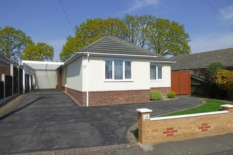 3 bedroom detached bungalow for sale - Renault Drive, Broadstone
