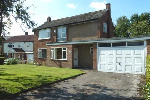 4 bedroom detached house to rent - Haslemere Avenue, Hale Barns, WA15 0AU