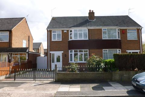 3 bedroom semi-detached house to rent - Holmfield Sale M33 3AN