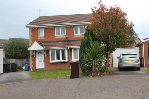 2 bedroom semi-detached house for sale - St Aidan`S Grove, Huyton L36 8JE