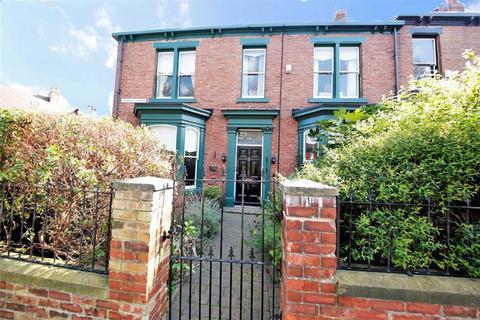 4 bedroom end of terrace house for sale - Thornhill Gardens, Ashbrooke, Sunderland, SR2