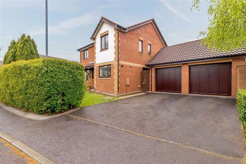 4 bedroom detached house for sale - Mariners Reach, Chepstow, Monmouthshire