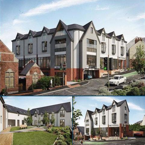 2 bedroom penthouse for sale - Newton Road, Mumbles, Swansea, Swansea