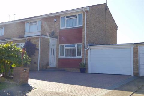 2 bedroom end of terrace house for sale - Clandon Road, Lordswood, Chatham