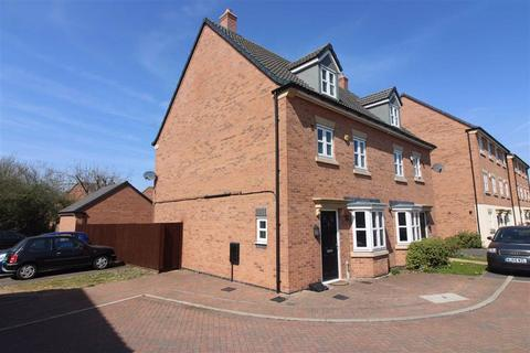 4 bedroom semi-detached house for sale - Bowthorpe Close, Leicester