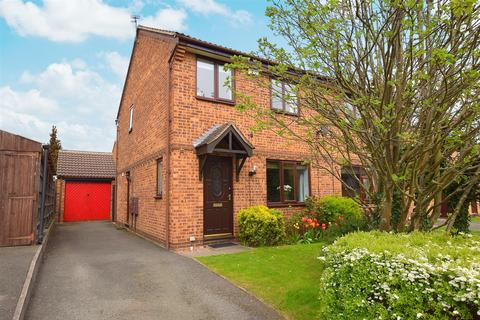 3 bedroom semi-detached house for sale - Seagrave Close, Oakwood, Derby