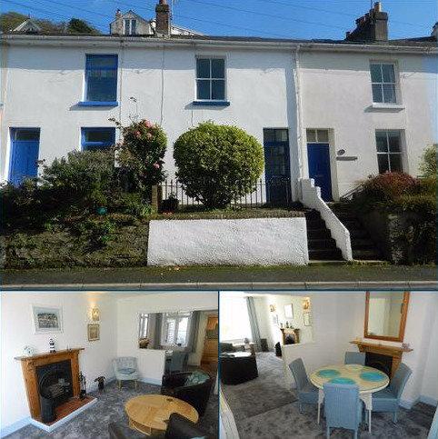 2 bedroom semi-detached house for sale - Summerland Terrace, Lower Contour Road, Kingswear, Devon, TQ6