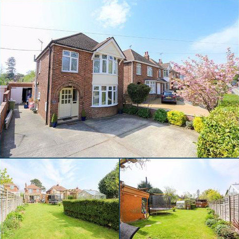 3 bedroom detached house for sale - Church Green Road, Bletchley, Milton Keynes, Bucks