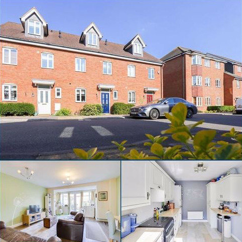 4 bedroom townhouse for sale - Hopton Grove, Newport Pagnell, Newport Pagnell, Bucks